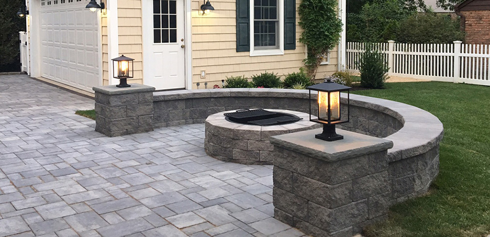 Outdoor Entertaining - Nassau County Landscapers - Nature's Choice Landscaping, Inc,.